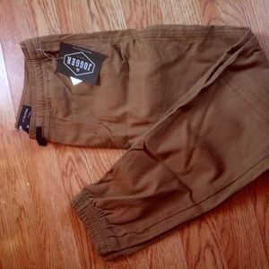 Brooklyn Jogger Pants with tags